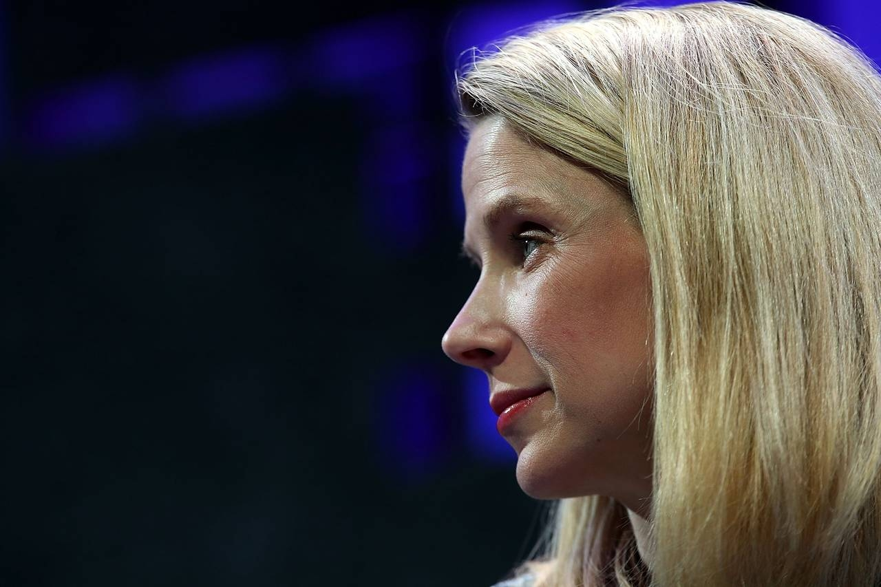 Attacco hacker a Yahoo, salta bonus da 2 mln $ per Marissa Mayer