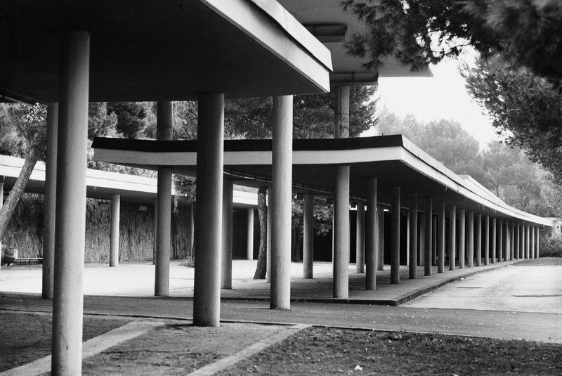 L'ex stabilimento Olivetti di Pozzuoli