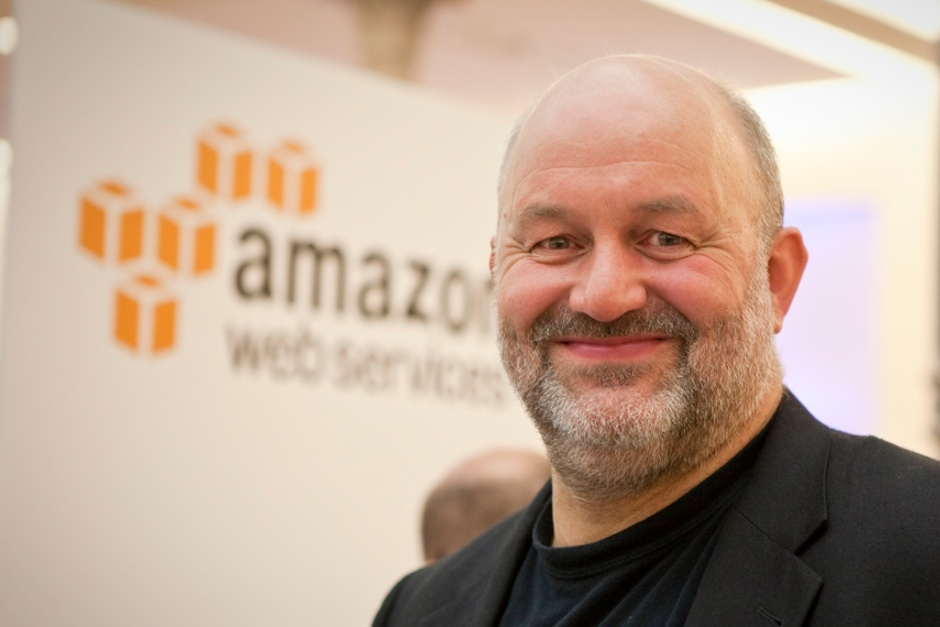 Werner Vogels CTO Amazon