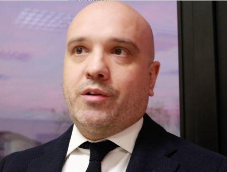 Luca Bondioli, direttore generale del gruppo Calze Ileana