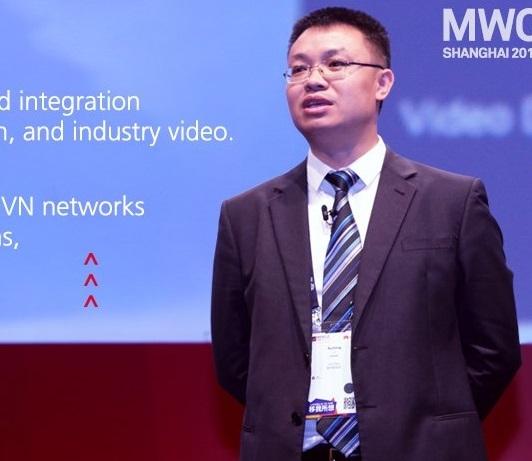 Kunlong Li, director Carrier video business di Huawei