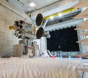 Il satellite Telkom-3S