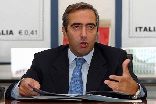 Maurizio Gasparri, ministro delle Comunicazioni dal 2001 al 2005