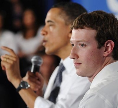 Mark Zuckerberg, ceo e fondatore di Facebook