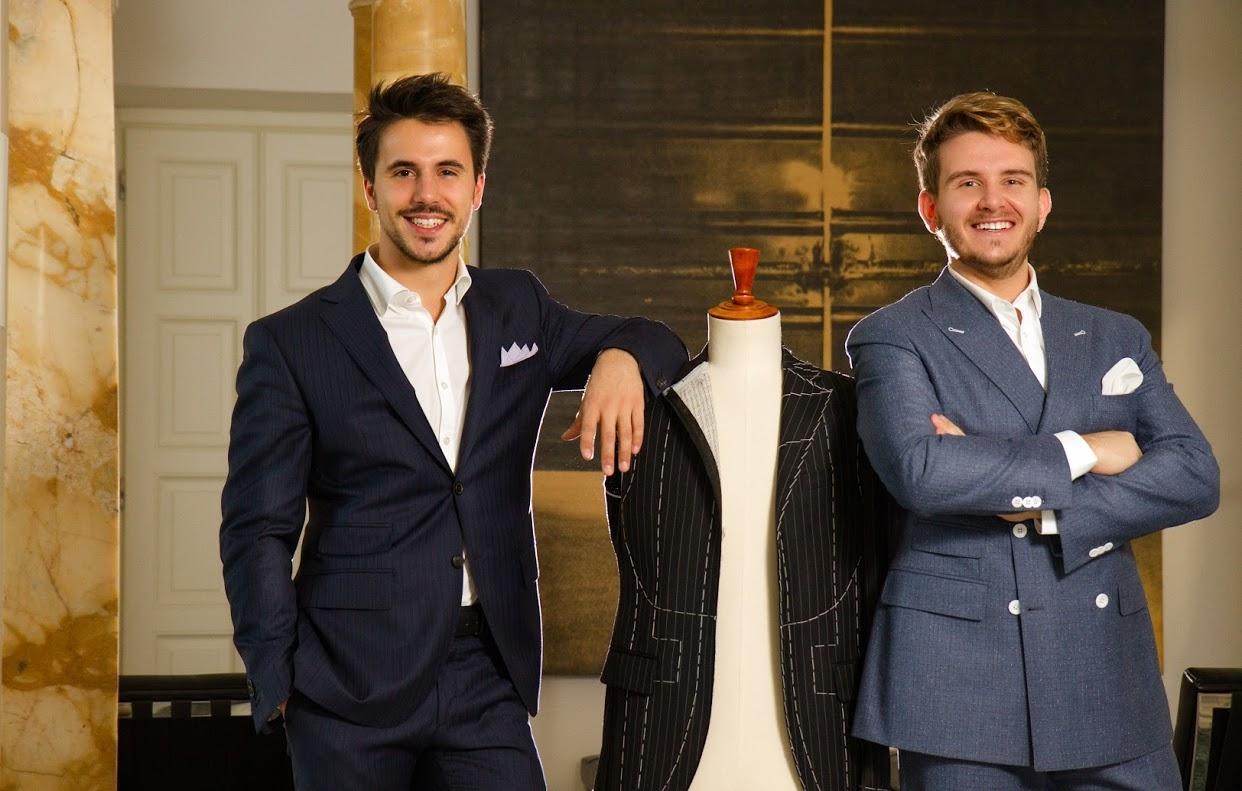 Riccardo Schiavotto e Simone Maggi, fondatori di Lanieri.com