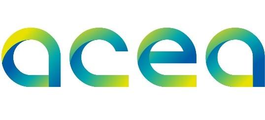 Il nuovo logo di Acea