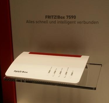 Il nuovo Fritz!box 7590