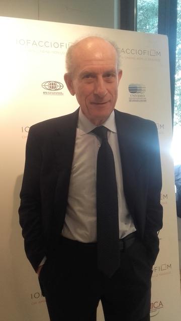 Francesco Posteraro, commissario Agcom