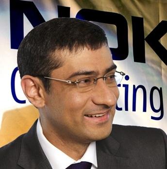 Rajeev Suri, amministratore delegato di Nokia Corporation