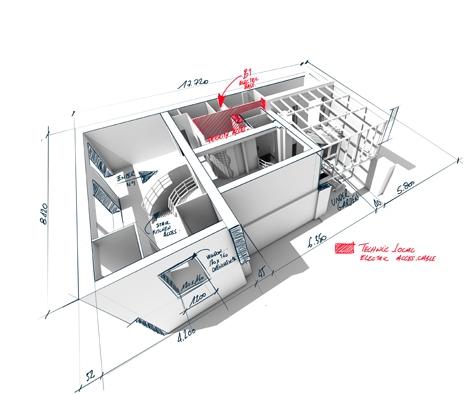 L 39 edilizia salta sul treno digitale nasce la piattaforma bim for Miglior software di progettazione edilizia