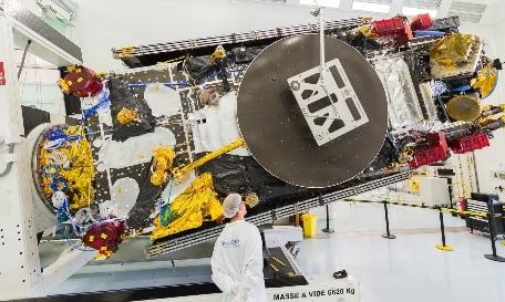 Il satellite Sgdc