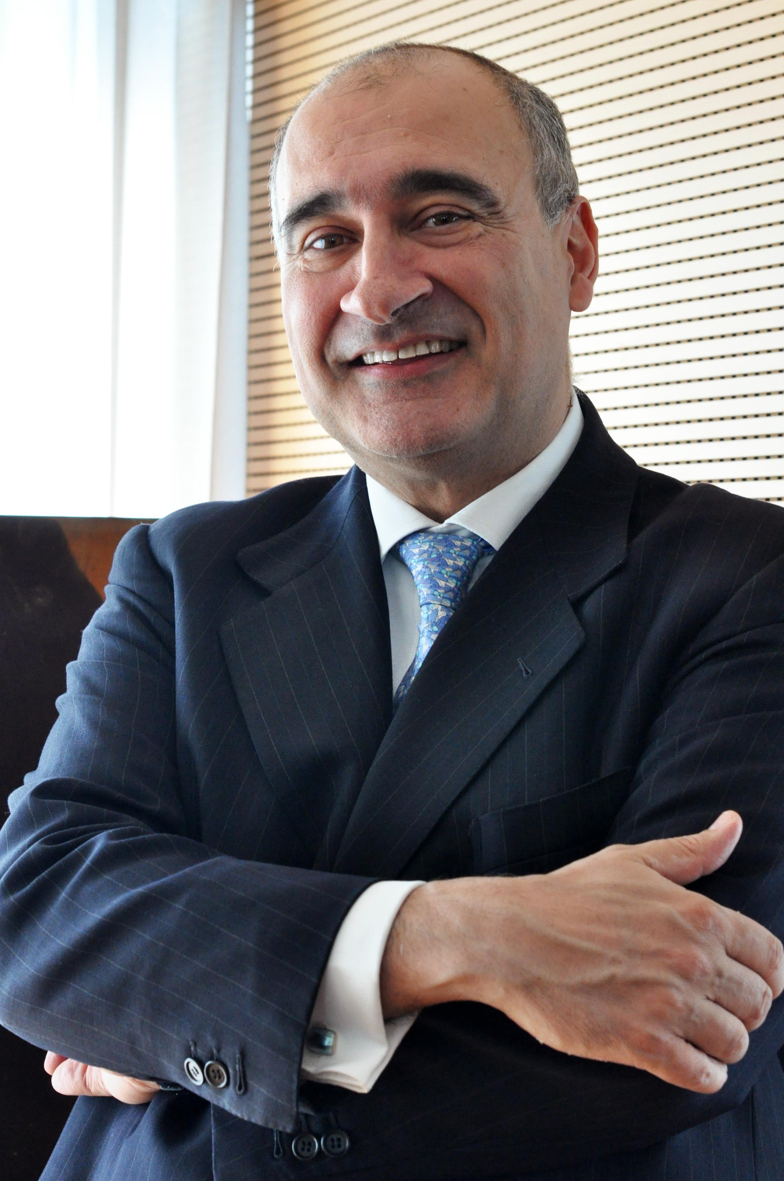 Andrea Sianesi, preside del Mip Polimi