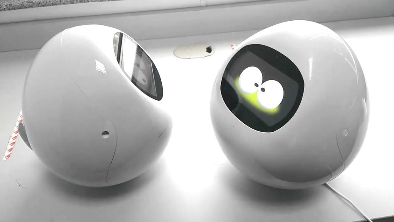 Il robot - assistente virtuale Tapia