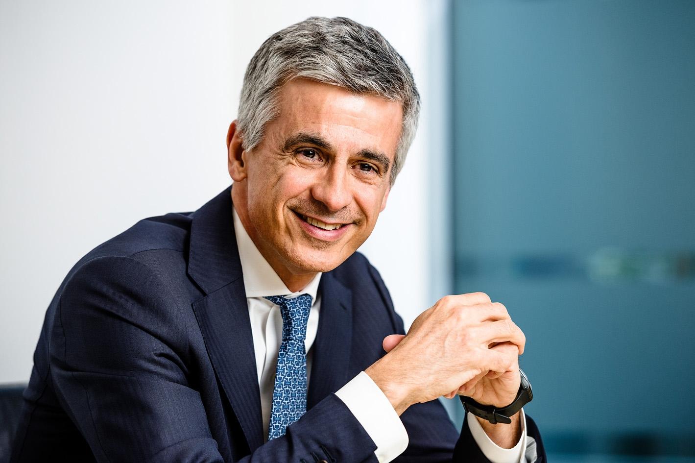 Aldo Bisio, Ad di Vodafone Italia