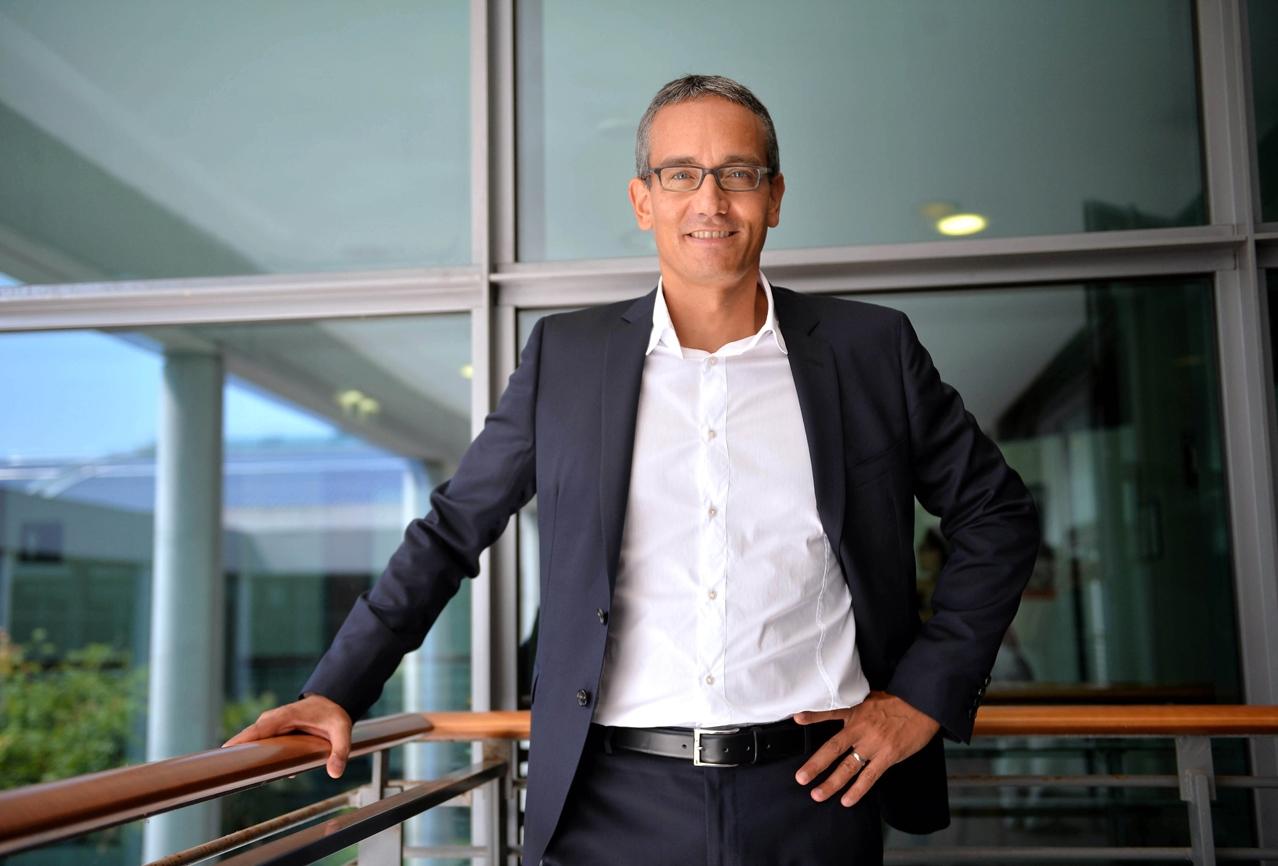 L'attuale Ad di Wind, Maximo Ibarra. Sarà lui a guidare il nuovo operatore qualora la fusione andasse in porto
