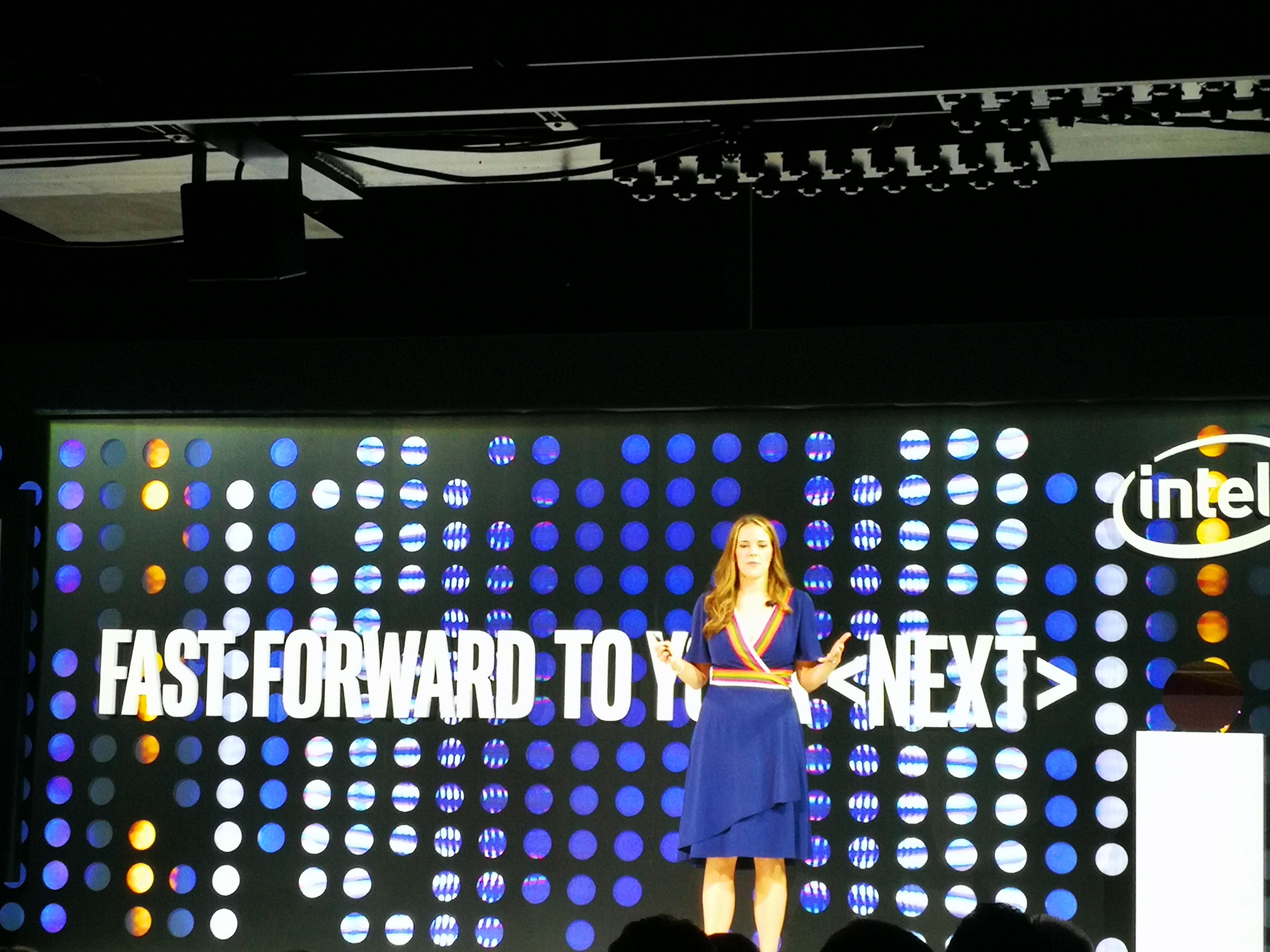 Lisa Spelman, vice president e general manager di Xeon Products e Data Center Marketing di Intel
