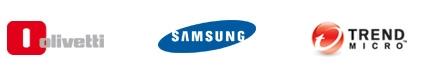 Olivetti, Samsung, Trend Micro