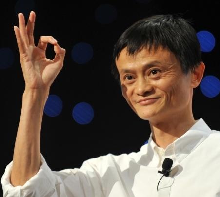 Jack Ma, fondatore del Gruppo Alibaba