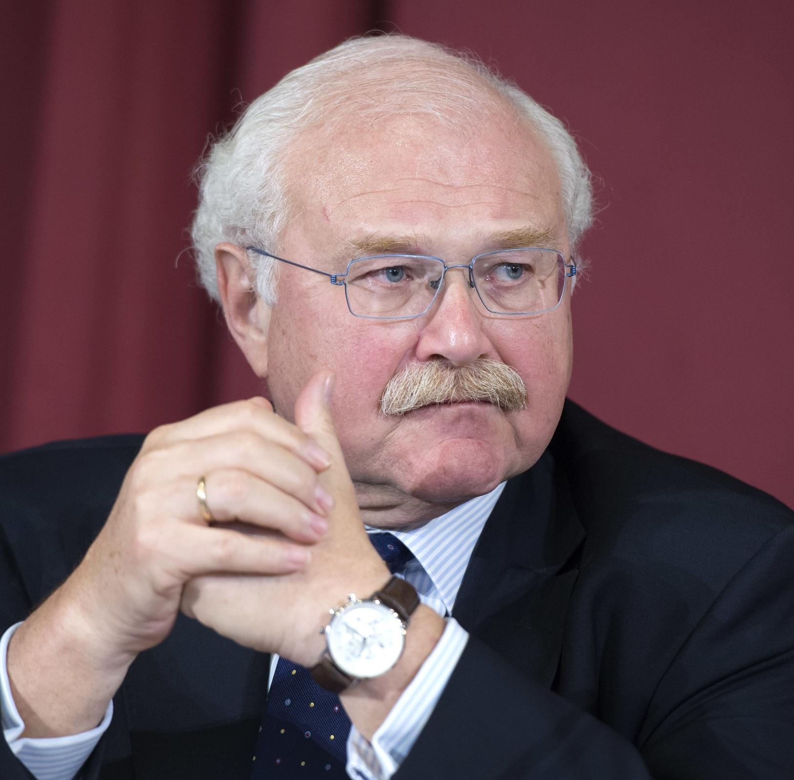 Angelo Marcello Cardani, presidente Agcom