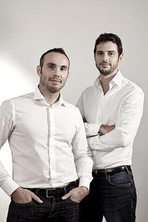 Alessandro Palmieri e Stefano Portu, i due founder di DoveConviene