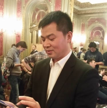 Austin Peng, country manager di Nubia in Italia