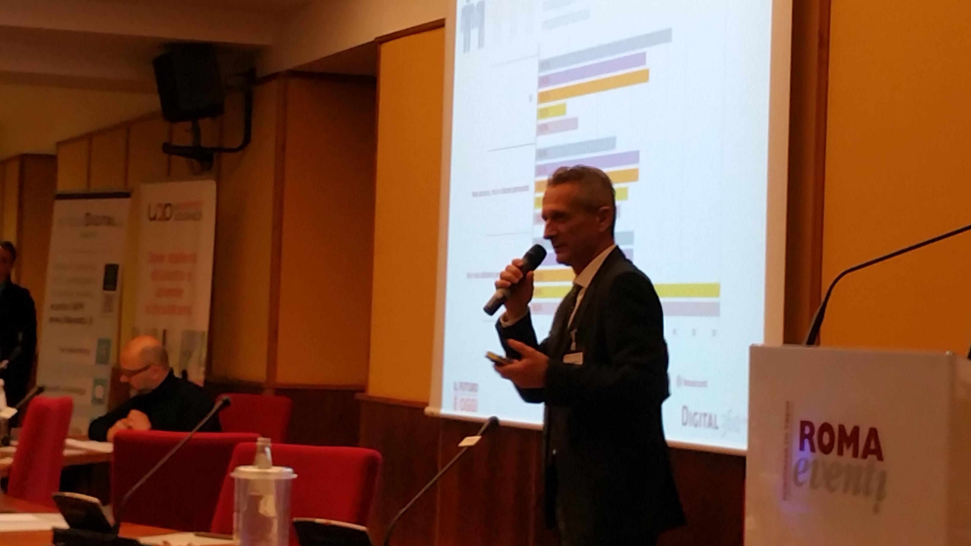 Fabio Bocchi, HR & Organization senior advisor di University2Business