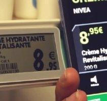 Imagotag porta le etichette Nfc in 250 punti vendita in Europa - CorCom