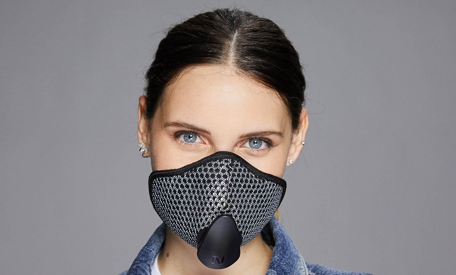 """Narvalo Urban Mask, la mascherina made in Italy che """"parla"""" con lo ..."""